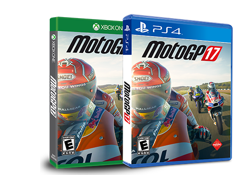 MotoGP17: The Videogame