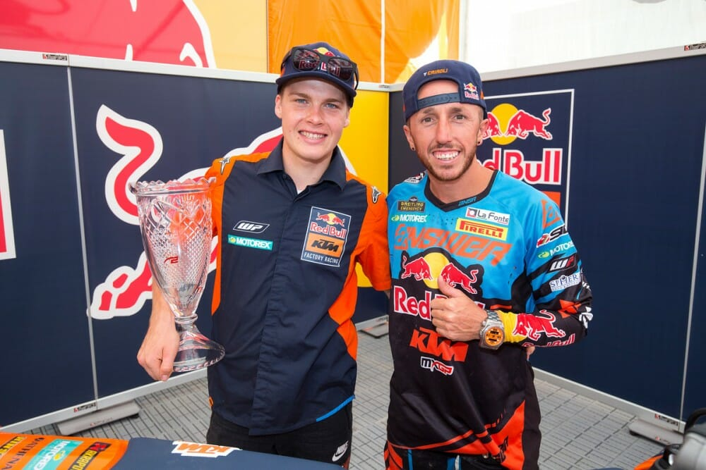 2017 Motocross Grand Prix Results From Loket