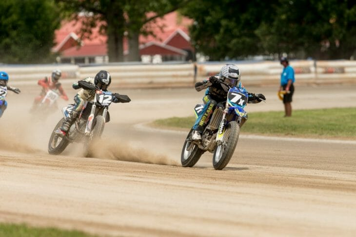 2017 Du Quoin AMA Dirt Track Grand Championship Results