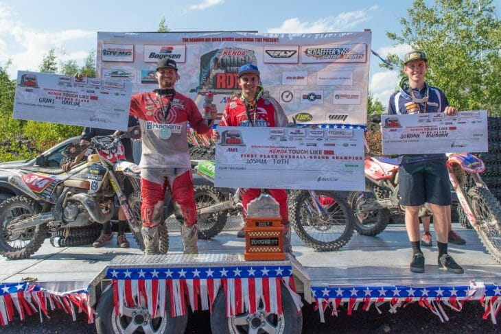 2017 Tough Like RORR Off-Road Results