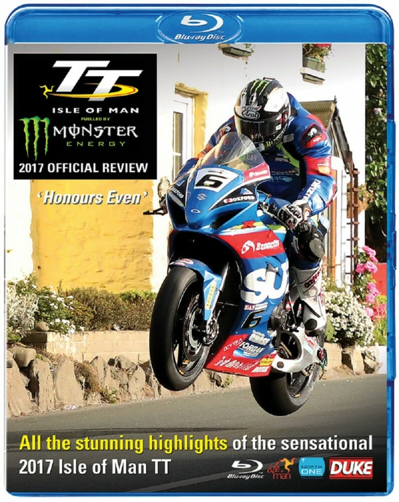 Isle of Man TT 2017 Official Review