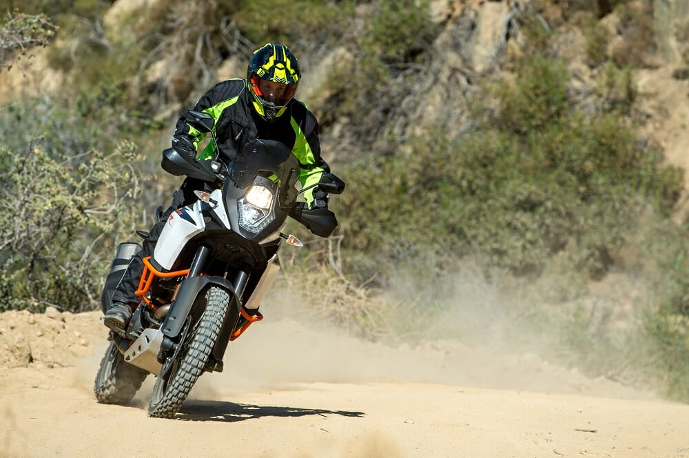 Ktm 1090 Adventure R Vs Honda Africa Twin Shootout