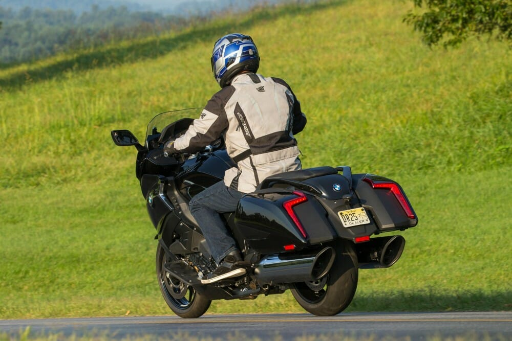 2018 Bmw K 1600 B Bagger First Test Cycle News