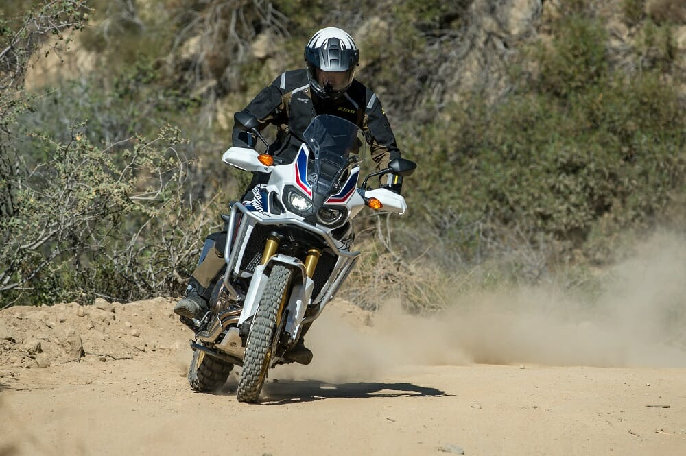KTM 1090 Adventure R vs. Honda Africa Twin