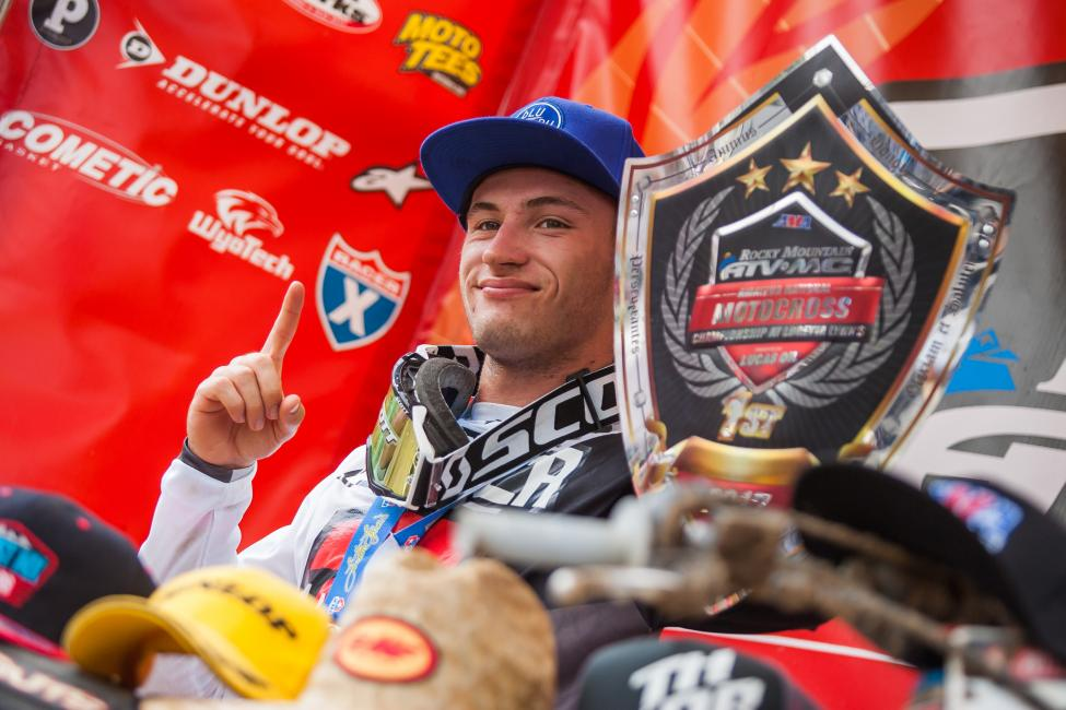 2017 Loretta Lynn's Motocross Friday Results