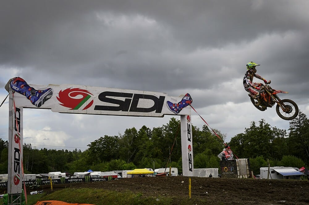 Tony Cairoli Takes Another Stride Toward MXGP World Title