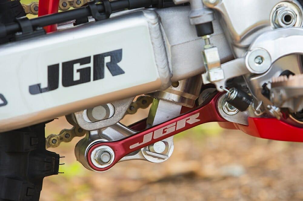 JGRMX Honda CRF450R Adjustable Pull Rod
