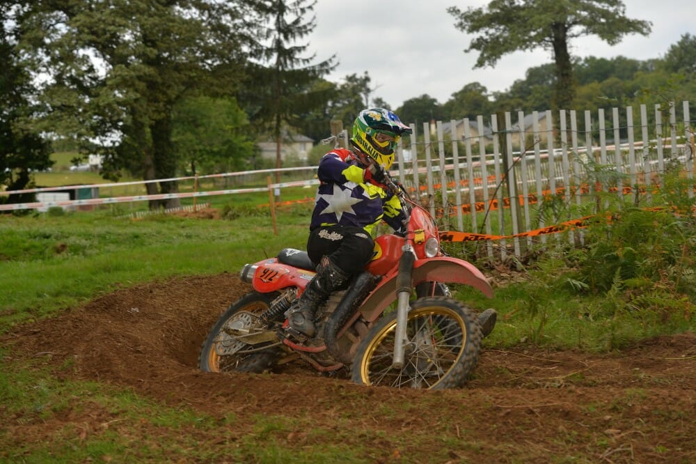 2017 ISDE France Day Four Results