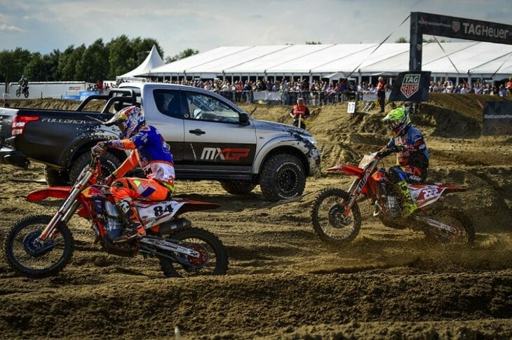 2017 MX GP of Lommel Results