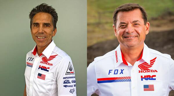 Honda Changes 2018 MX Race Team Management