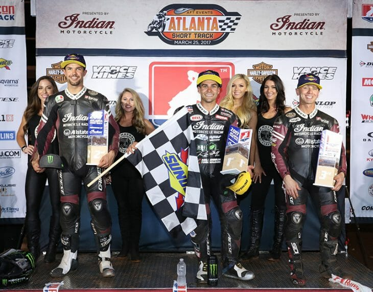 Indian Motorcycle Secures Manufacturer's Championship at Peoria TT