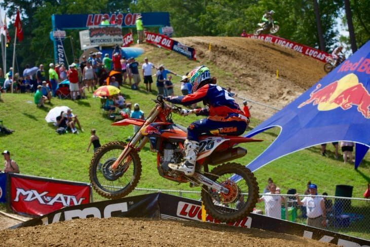 2017 Budds Creek 450 MX Results