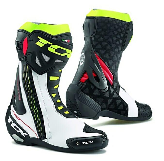 TCX Boots MTA