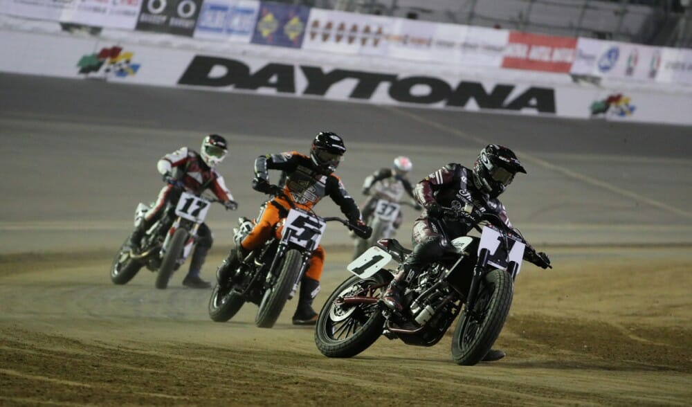 Daytona TT to kick off 2018 American Flat Track