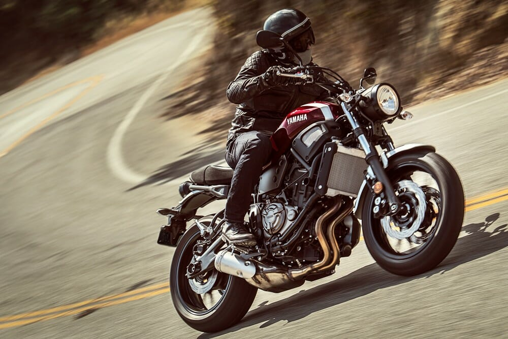 2018 Yamaha XSR700 First Look