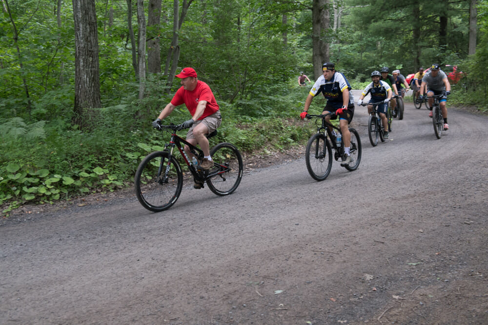 NEPG/MO Mudders Peddle With The Pros