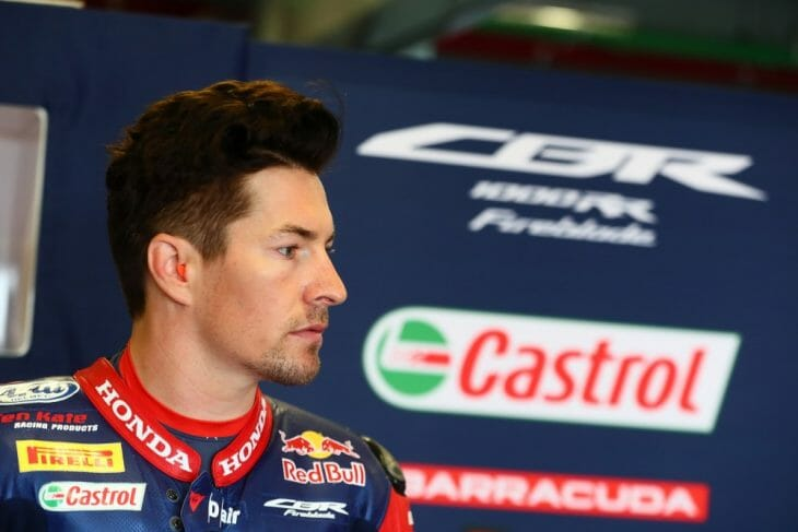 Nicky Hayden death