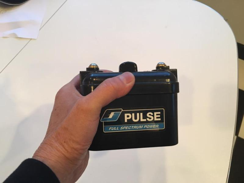 Full Spectrum Suzuki SV650 Power Pulse P2 Battery