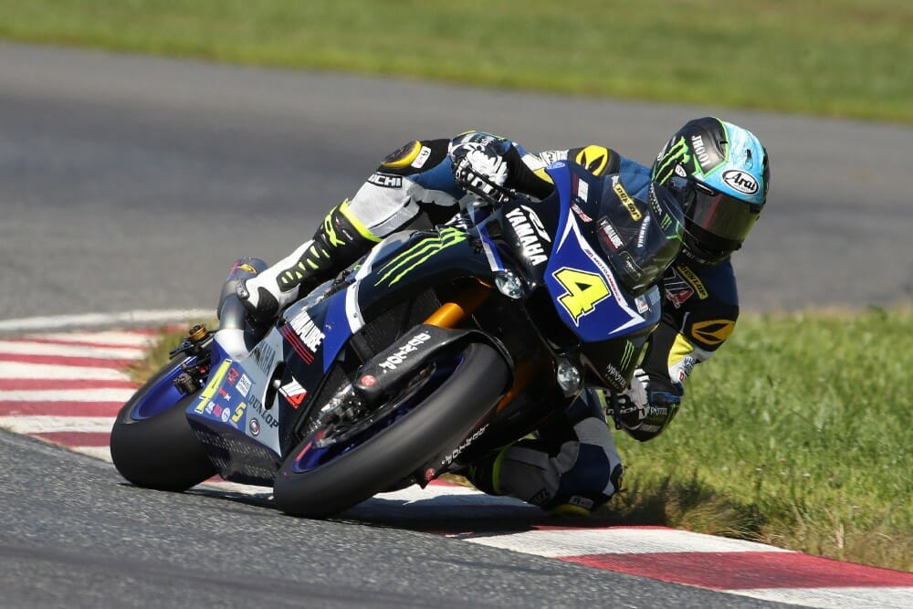 2017 Motoamerica Results Friday From New Jersey