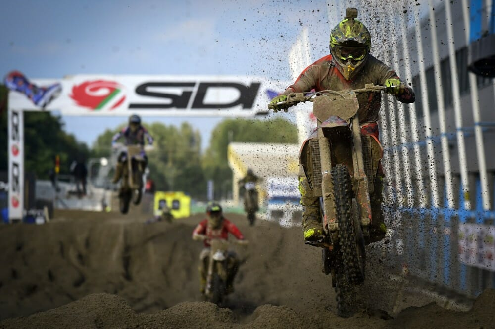 Tony Cairoli and Sidi are World Champions for the Ninth Time