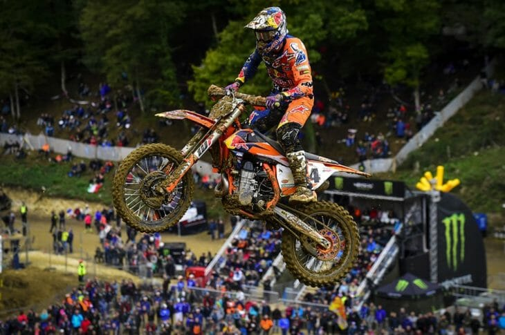 2017 French MXGP Finale Results