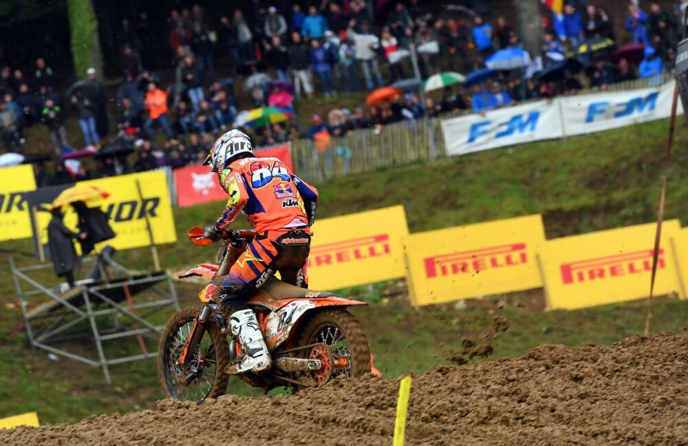 Jeffrey Herlings - Pirelli Race Recap of FIM MX2 Motocross World Championship