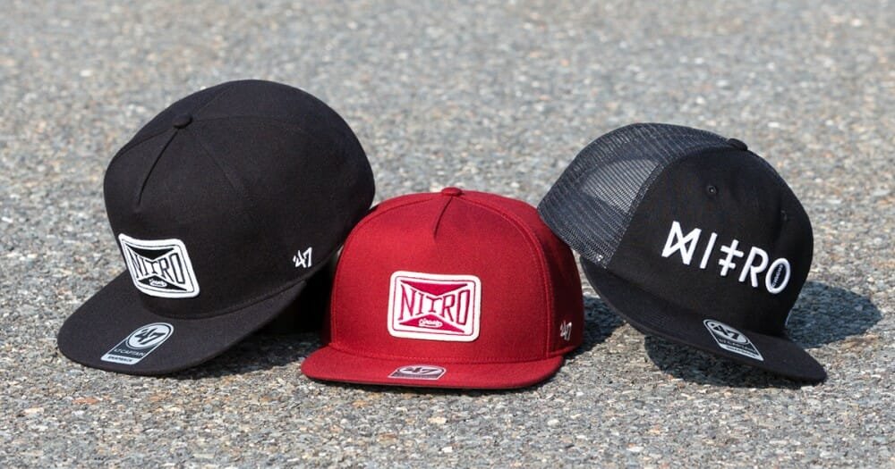 Nitro Circus x '47 Headwear and Apparel Now Available at Zumiez