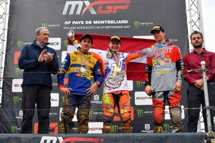 Pirelli Race Recap of FIM MX2 Motocross World Championship