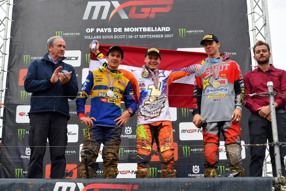 Pirelli Race Recap of FIM MX2 Motocross World Championship