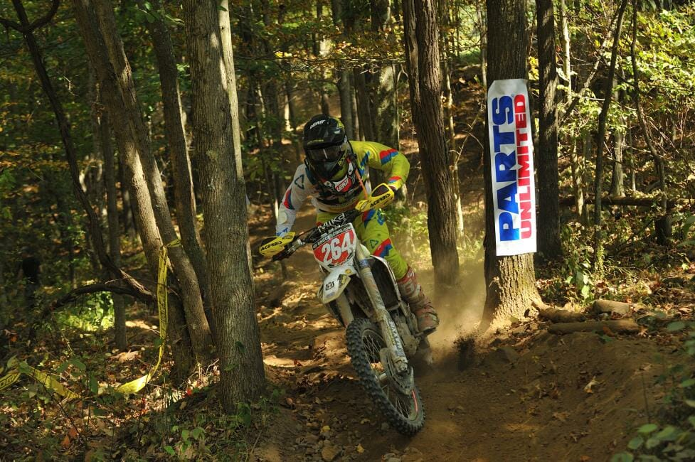 2017 GNCC Mountaineer Results