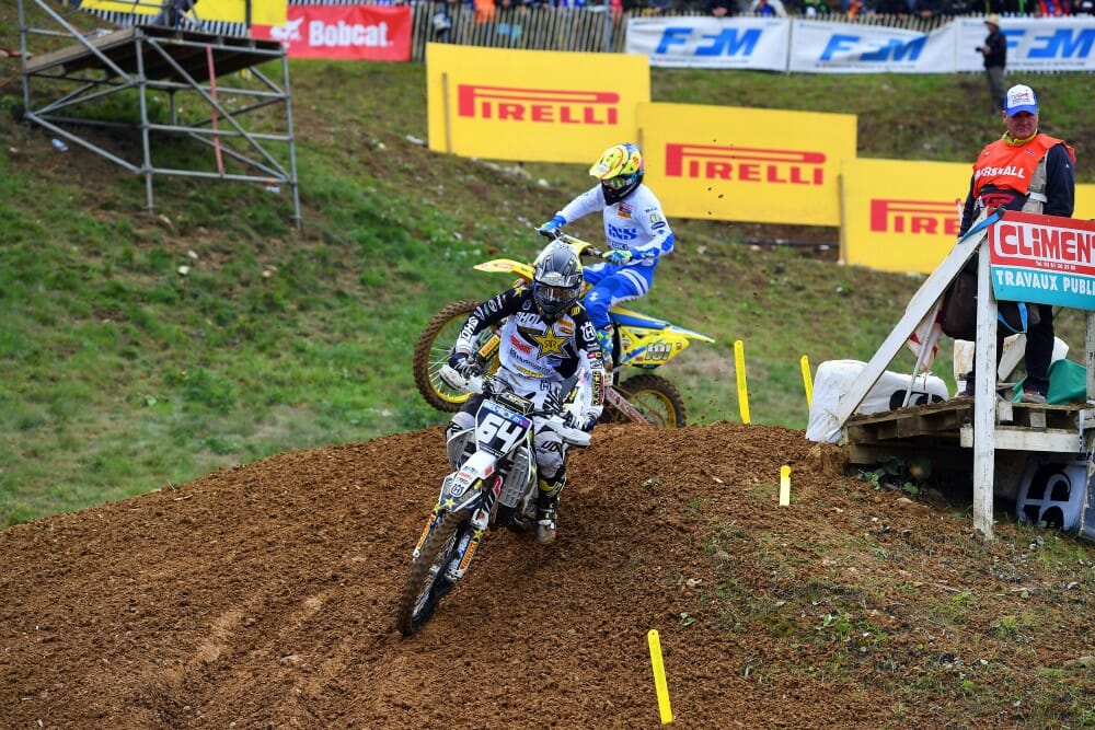 Thomas Covington - Pirelli Race Recap of FIM MX2 Motocross World Championship