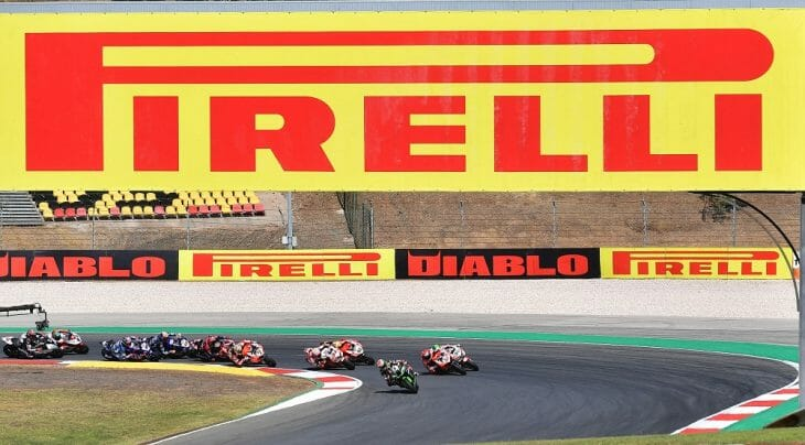 Pirelli Official Tire Supplier for FIM Superbike World Championship