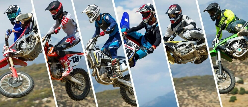2018 450 Motocross Shootout
