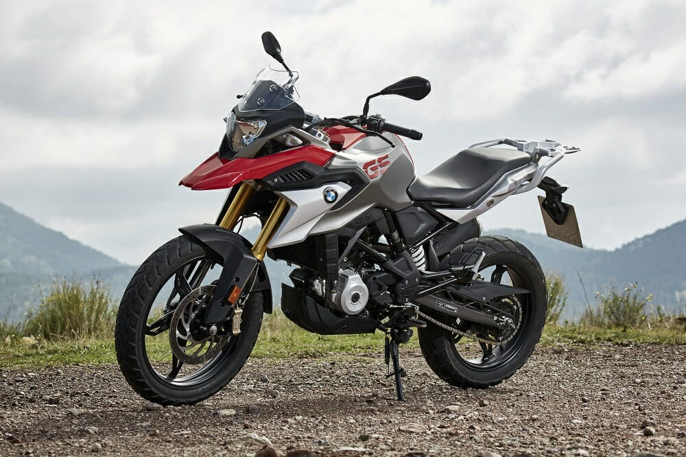 bmw g 310 gs full test cycle news. Black Bedroom Furniture Sets. Home Design Ideas
