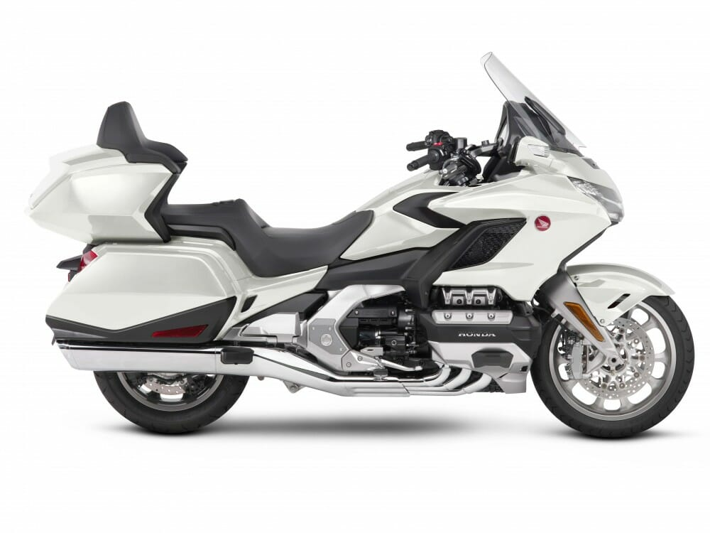 2018 Honda Gold Wing First Look