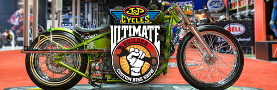 Ultimate Builder Custom Bike Show
