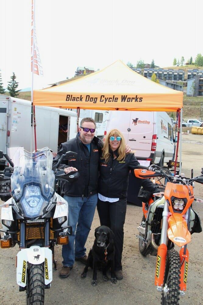 2017 KTM Adventure Rider Rally Vendor Bender | Black Dog Cycle Works