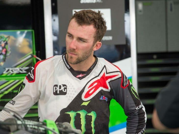 Kawasaki Announces 2018 Supercross Motocross Teams
