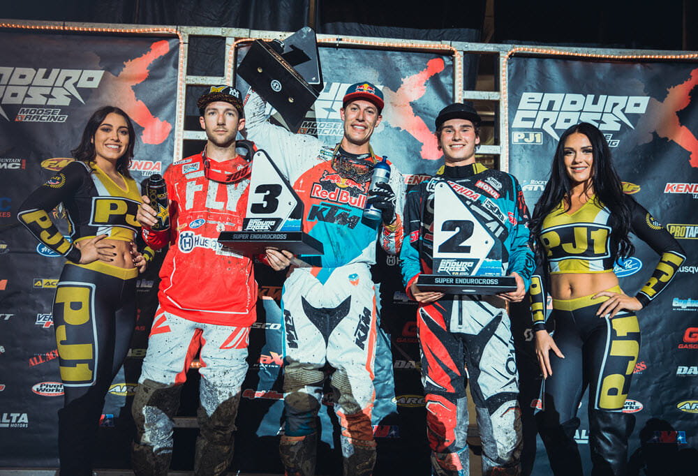 2017 Everett EnduroCross Race Results