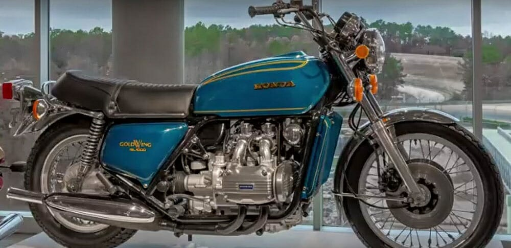 Honda: A Gold Wing History