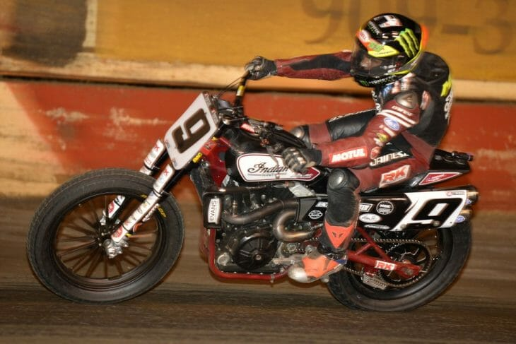2017 American Flat Track Perris Final Results