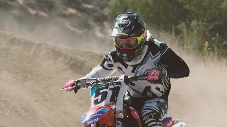 Justin Barcia Doing It On His Own