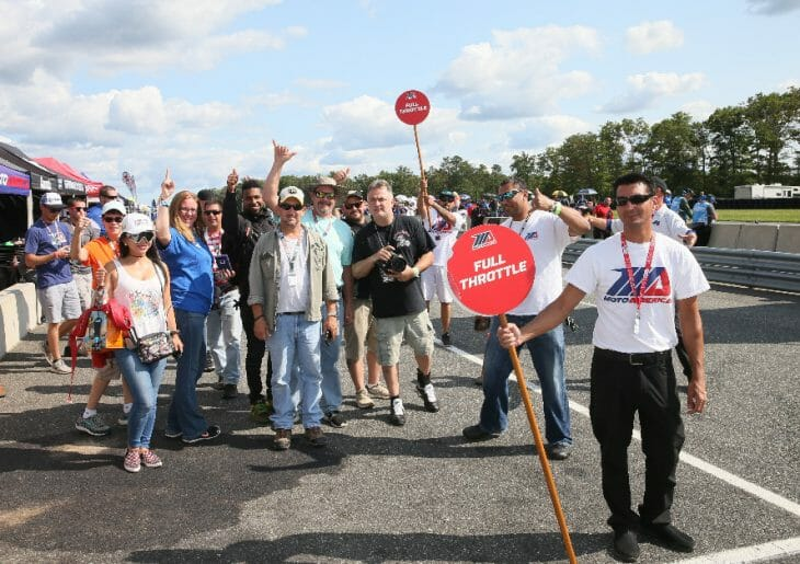 MotoAmerica Sweepstakes Winner Has A Weekend Of Firsts