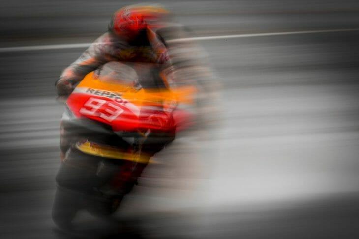 Marc Marquez came into Motegi the MotoGP Championship leader. (Courtesy Motogp.com)