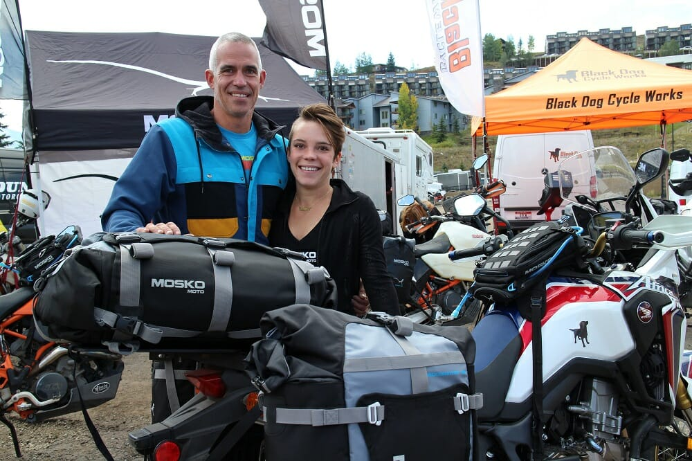 2017 KTM Adventure Rider Rally Vendor Bender | Mosko Moto
