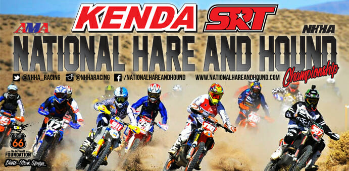 2017 AMA KENDA/SRT National Hare & Hound Youth Championship