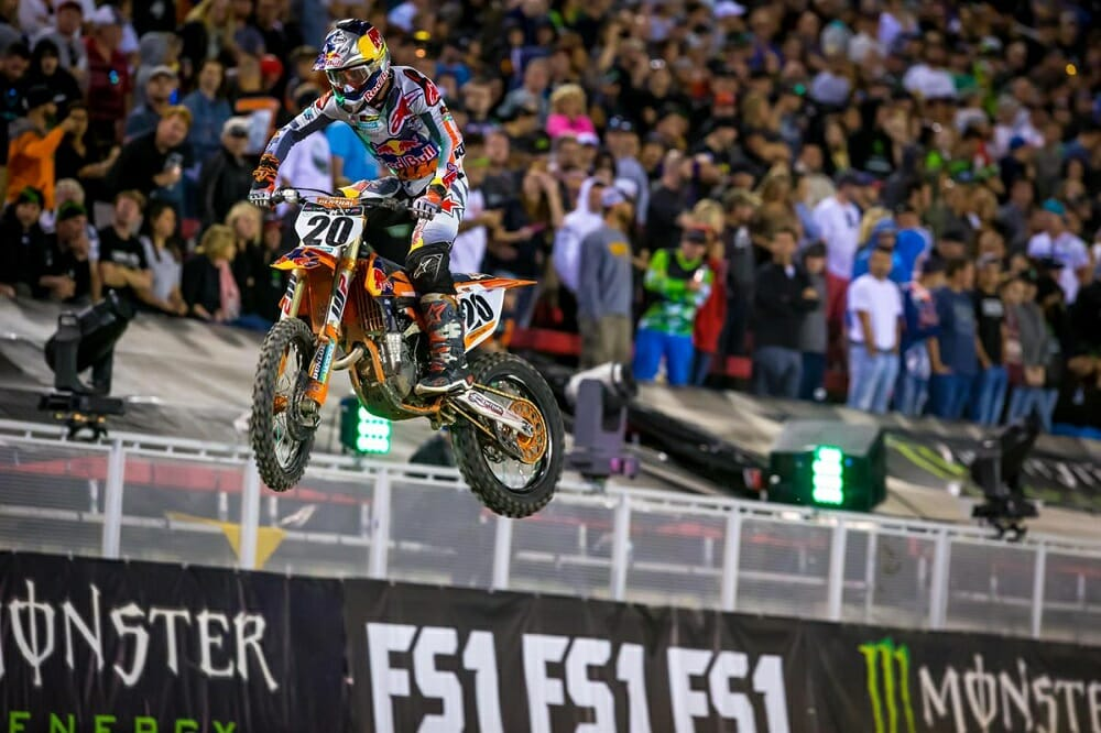 Broc Tickle - Monster Energy Cup Supercross