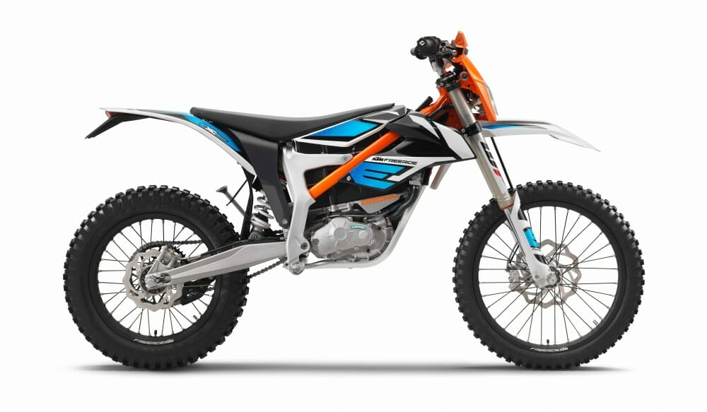2018 ktm freeride e xc first look cycle news. Black Bedroom Furniture Sets. Home Design Ideas
