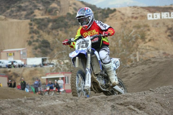 2017 Glen Helen World Vet MX Championship Results