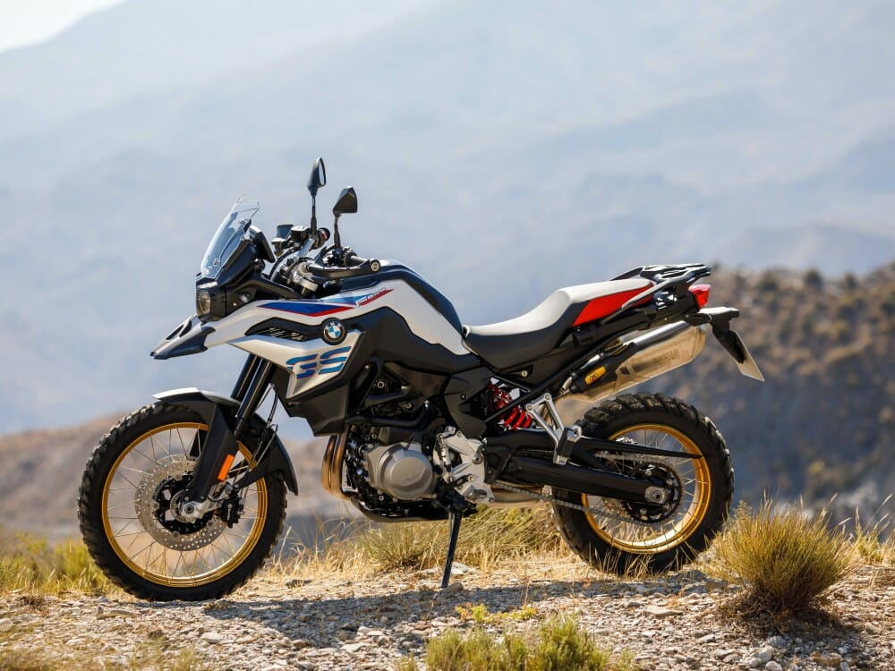 2018 Bmw F 750 Gs And F 850 Gs First Look Cycle News